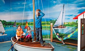 Maritime Museum Rotterdam - Professor Splash