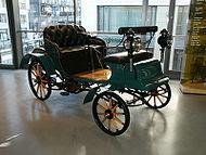 January 21: Opel car.