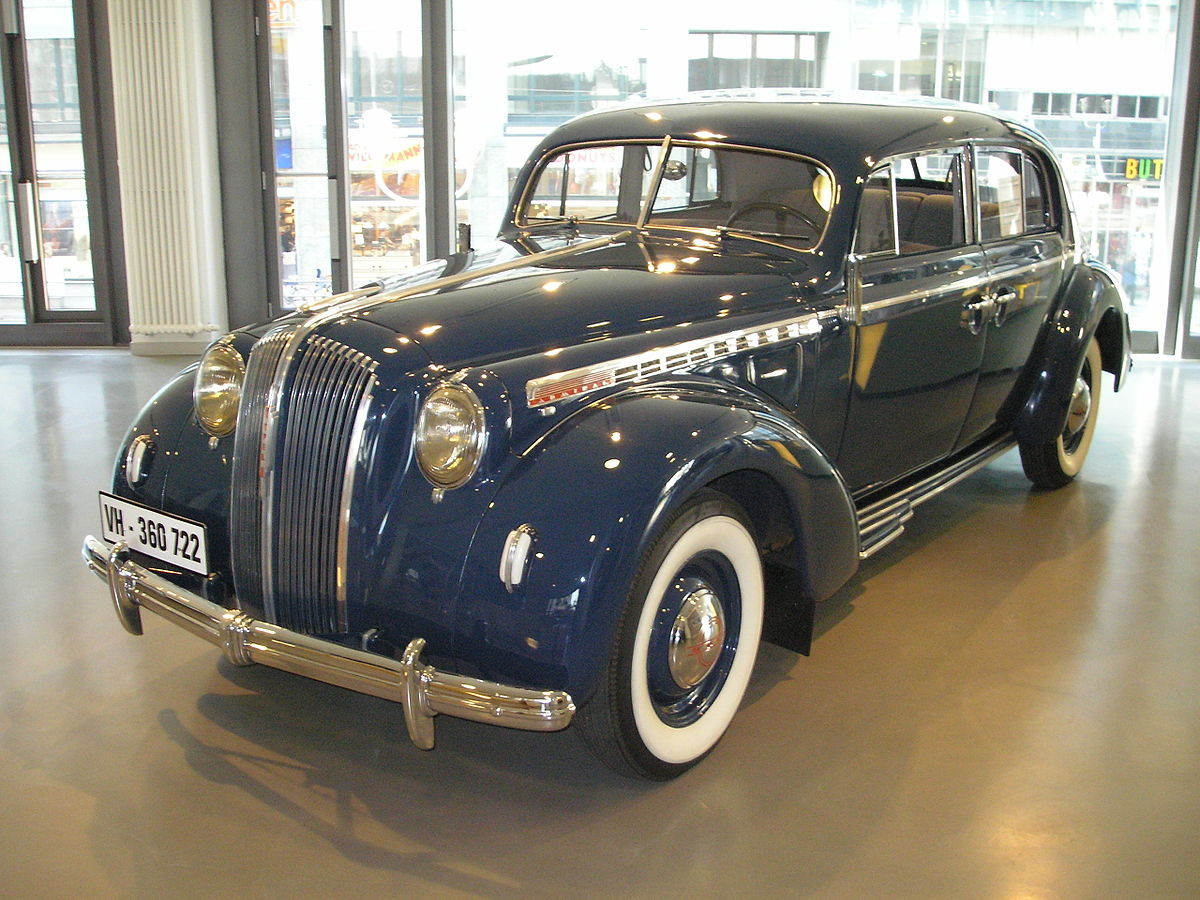 Opel Admiral 1937 Wikipedia