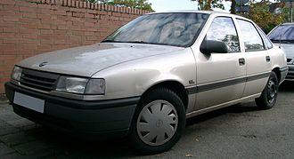 General Motors Egypt - Opel Vectra