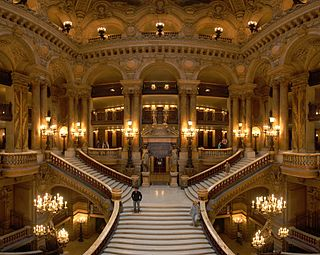 Beaux-Arts architecture Expresses the academic neoclassical architectural style