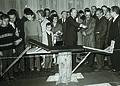 Operacijska miza, na kateri je operiral med vojno dr. Ivo Kopač-Pauček 1964.jpg