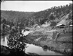 Ophir Bluff, where gold was first found in Australia (2484332261).jpg