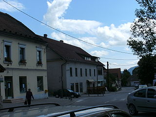 Oplotnica Town and Municipality in Slovenia