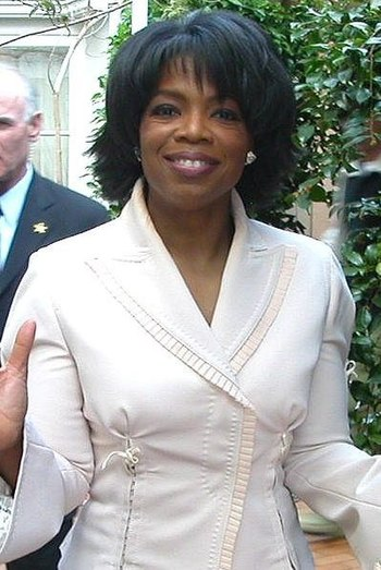 English: cropped version of Image:Oprah Winfre...