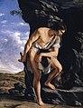 Orazio Gentileschi - David Contemplating the Head of Goliath.JPG