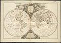 Orbis vetus in utrâque continente juxtà mentem Sansonianam distinctus, nec non observationibus astronomicis - Norman B. Leventhal Map Center at the BPL.jpg