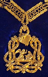Order of the Most Holy Annunciation badge (Italy 1920-1940) - Tallinn Museum of Orders.jpg