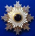 Order of the Rising Sun grand cordon star (Japan) - Tallinn Museum of Orders.jpg