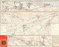 Ordnance Survey Map of the Antonine Wall, Published 1969.jpg