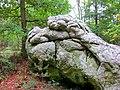 Organic Rock forms - Rocher de Dame-Jouanne - panoramio.jpg