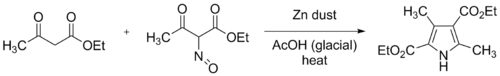 Knorr 1886 synthesis
