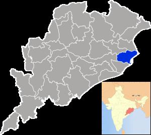 Kendrapara district - Image: Orissa Kendrapara