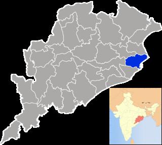 Kendrapara district District in Odisha, India