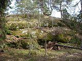 Orlångsjös oldtidsfæstning 2012c.jpg