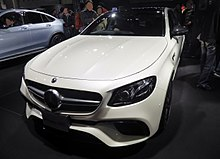 Mercedes-Benz W213 — Википедия