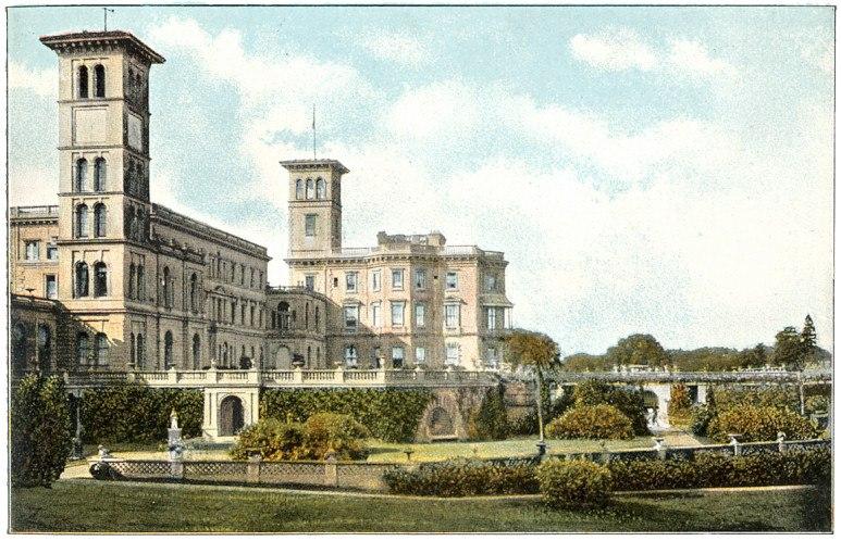 Osborne House c1910 - Project Gutenberg eText 17296