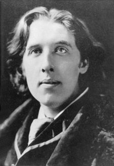 Portrait of Oscar Wilde, New York, 1882