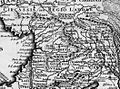 Ottens Reinier and Josua. Regnum persicum, Imperium turcicum in Asia, russorum provinciae ad mare Caspium (18th century).EB.jpg