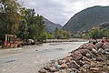 Ourika Valley - river after floods - in the Atlas Mountains, Morocco - panoramio.jpg