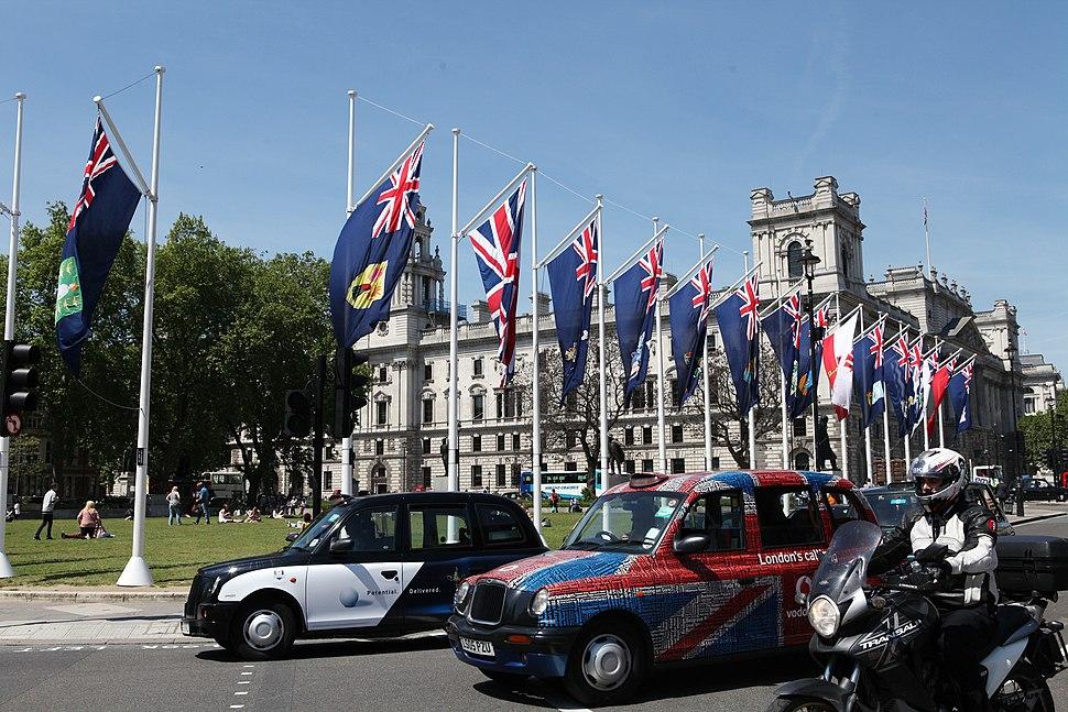 Overseas Territories flags (8958664223)