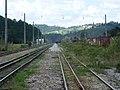 Pátio da Estação Engenheiro Acrísio em Mairinque - Variante Boa Vista-Guaianã km 166 - panoramio (4).jpg
