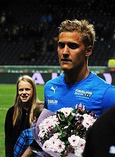 Pär Hansson Swedish footballer