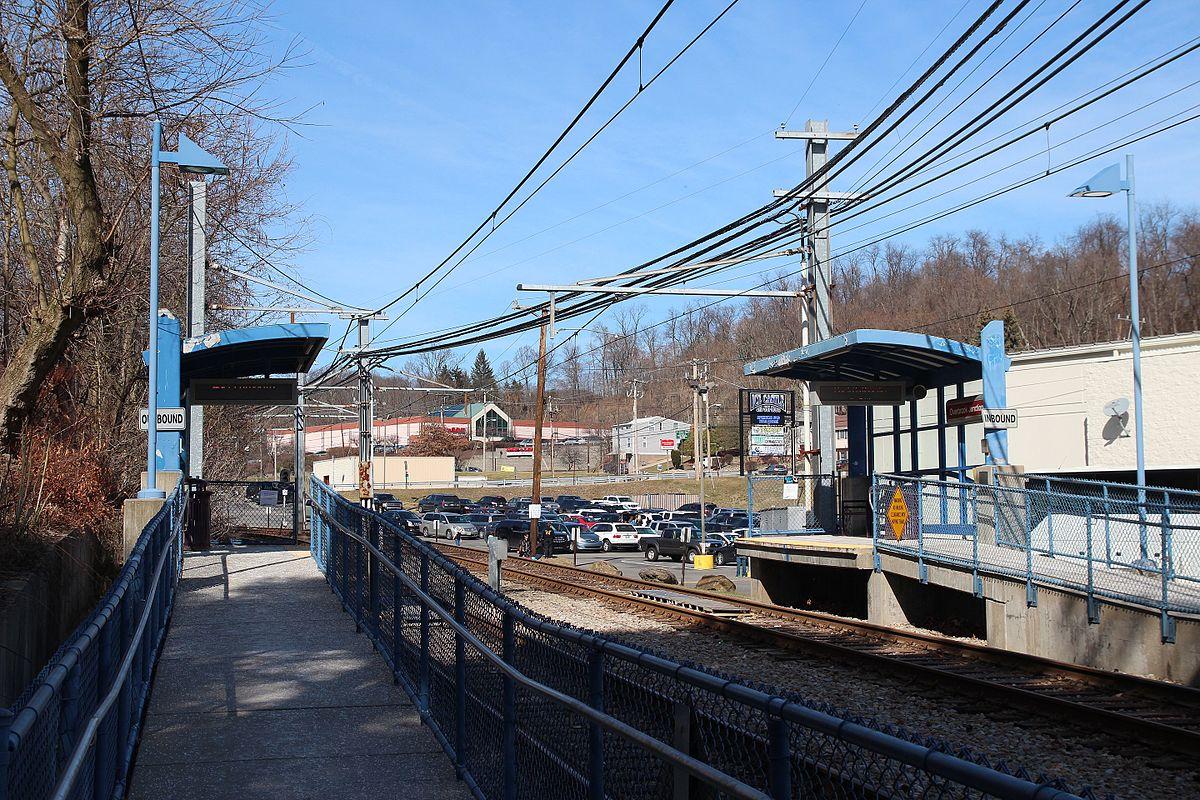 overbrook junction station