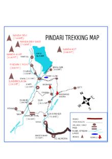 Pindari Glacier Wikipedia