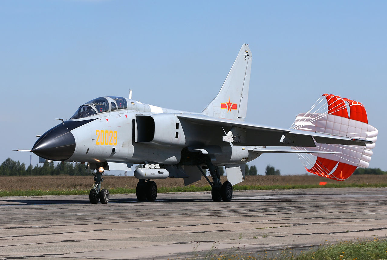 PLAAF Xian JH-7A at Chelyabinsk Shagol Air Base.jpg