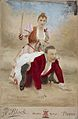 PP-KEB-E-6-5 Man on all fours in red jacket, woman riding him Wellcome L0028609.jpg