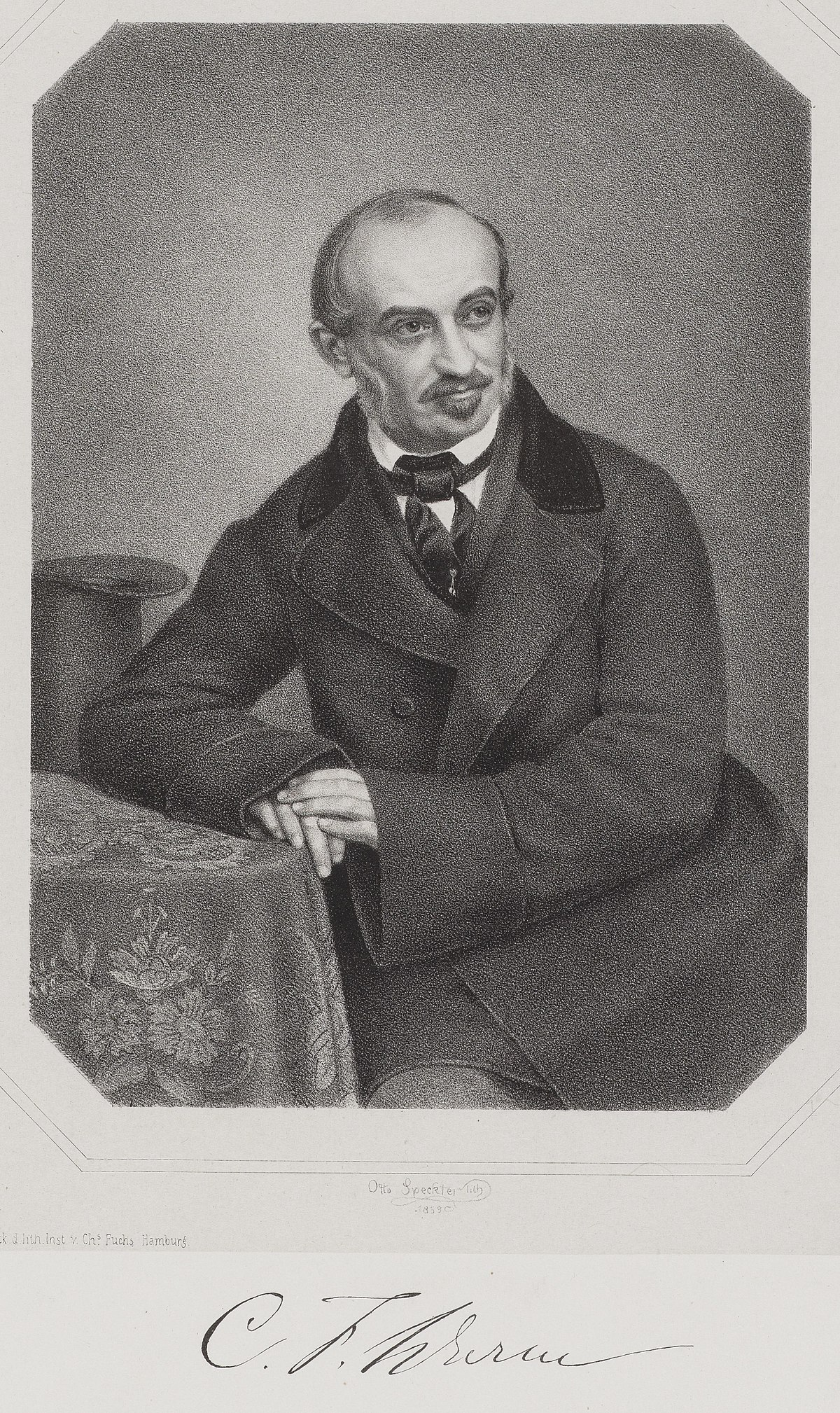 Christian Friedrich Wurm – Wikipedia