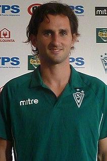 Pablo Calandria Argentine retired footballer