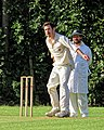 Pacific CC v Chigwell CC at Crouch End, London, England 13.jpg
