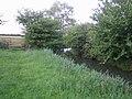 Padbury Brook near Three Bridge Mill - geograph.org.uk - 502453.jpg