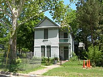 Page-Gilbert House House in Austin, Texas in M...