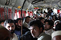 Pakistanis evacuated by US Army CH-47 in Khyber Pakhtunkhwa 2010-08-11 8.jpg