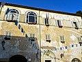 Palazzo Baronale Orsini (1500), seat of the Town Hall, Anguillara Sabazia, Lazio, Italy.jpg