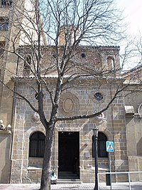 Pamplona - Basilicia de San Ignacio de Loyola 3b.jpg