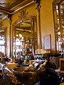 Pamplona - Plaza del Castillo, Café Iruña 07.jpg