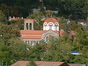 Platres - Panayia Faneromenis Holy Church