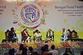 Panel Discussion - Evolution of Bengali Cuisine - Ahare Bangla - Bengal Food Festival 2015 - Kolkata 2015-11-01 6861.JPG