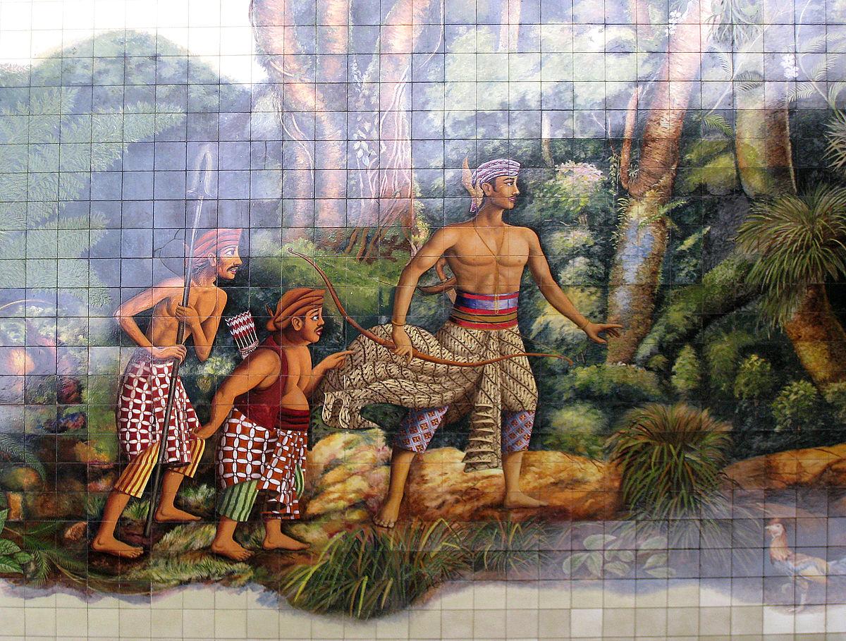 Cerita Panji Wikipedia Bahasa Indonesia Ensiklopedia Bebas