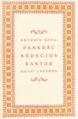 Pankrác Budecius, kantor.png