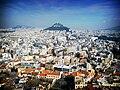 Panorámica de Atenas - Licabeto al fondo.jpg