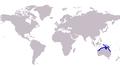 Pantolabus radiatus distribution.png