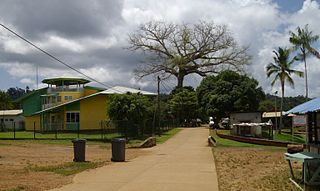 Papaïchton Commune in French Guiana, France