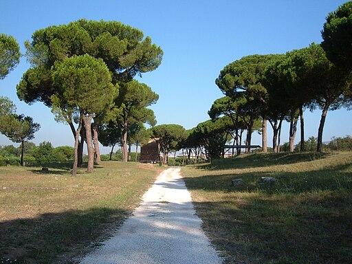Parco Tombe della Via Latina 10