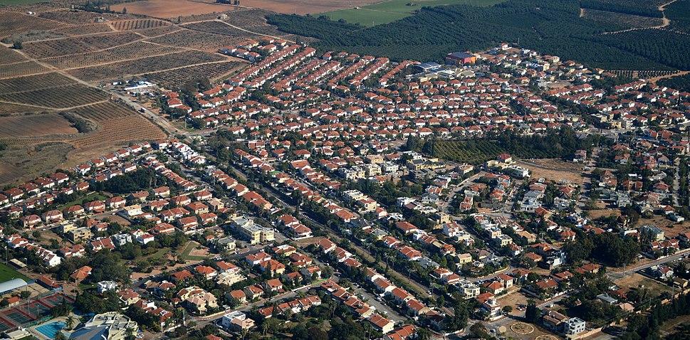 Pardesiya Aerial View