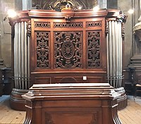Paris, église Saint-Sulpice, orgue de chœur 2.jpg